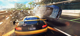 Asphalt 8: Airborne car crash on racing