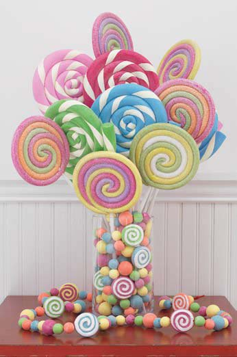 Candy Party Centerpiece : Party frosting candy ideas inspiration