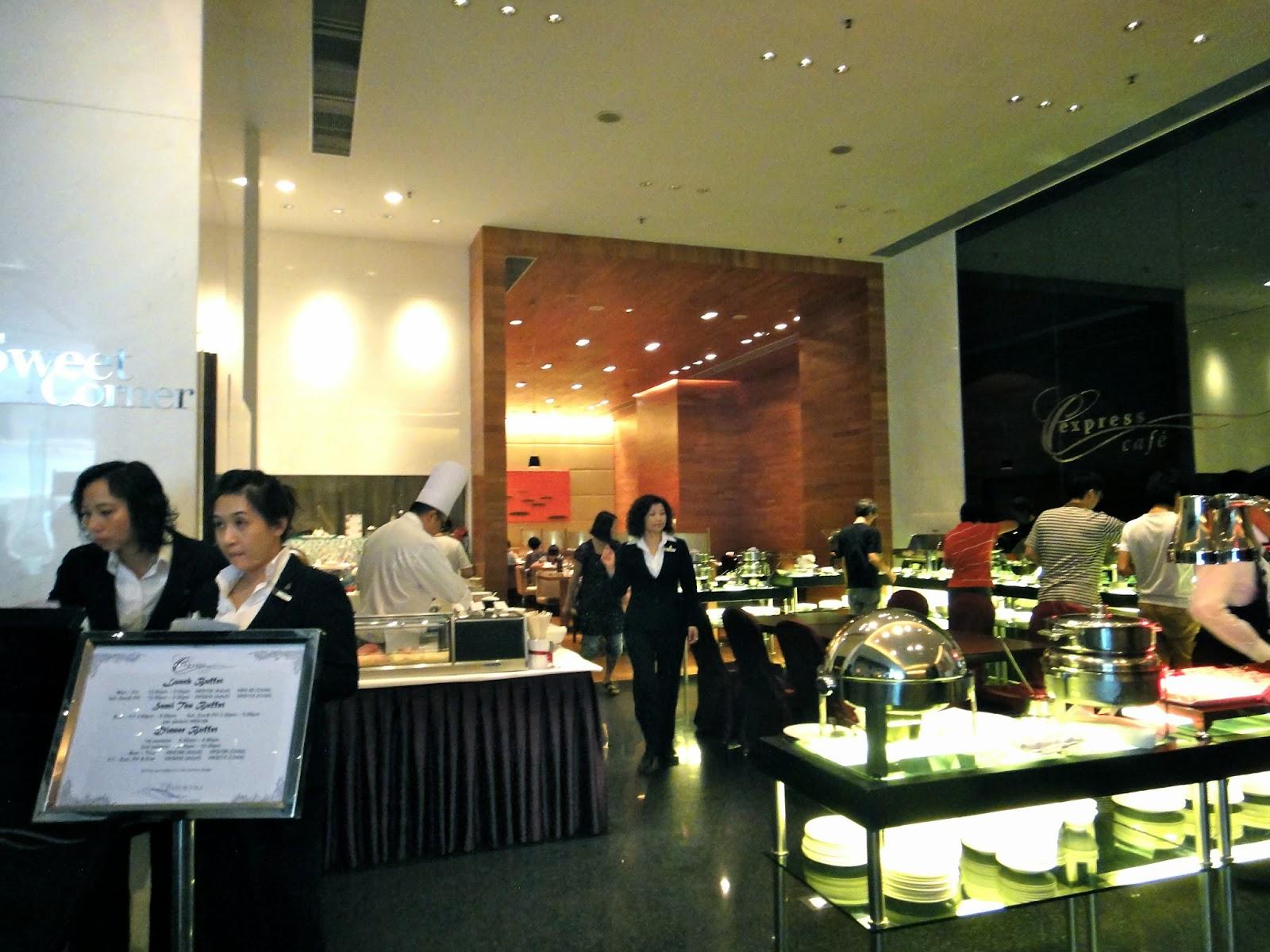Panorama Hotel Tsim Sha Tsui Restaurant Hong Kong