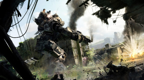 Titanfall Game Fight 7n