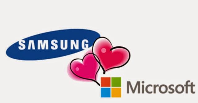"""Samsung, Microsoft sẽ hợp tác """"sâu""""?"""