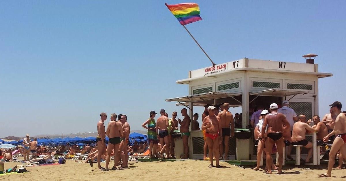 Gay beaches gran canaria