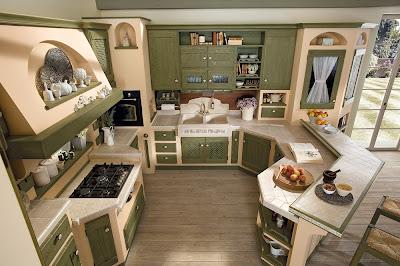 Meubles de cuisine - Meuble en coin pour cuisine ...