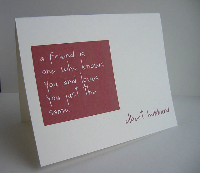 Greatest Quotes On Friendship
