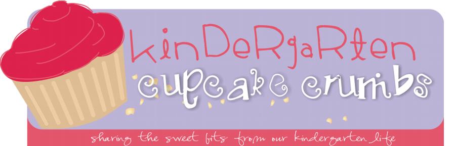 Kindergarten Cupcake Crumbs
