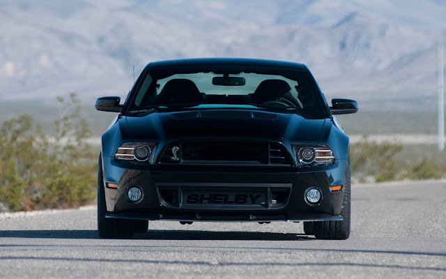 New Shelby 1000 Practically Doubles the Horsepower of the GT500