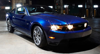 2010 Ford Mustang GT Official