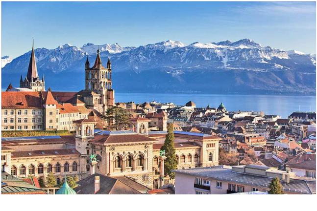 Losanna, paradiso svizzero | SiViaggia