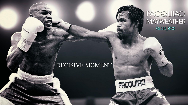 PACQUIAO VS MAYWEATHER 6