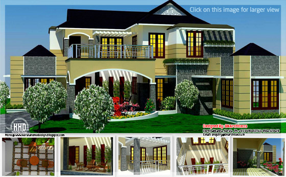 Kerala Home Design Kerala House Plans Home Decorating Ideas Interior Design 5 Bedroom Luxury Home In 2900 Sq Feet,Orange Kitchen Accessories Ideas