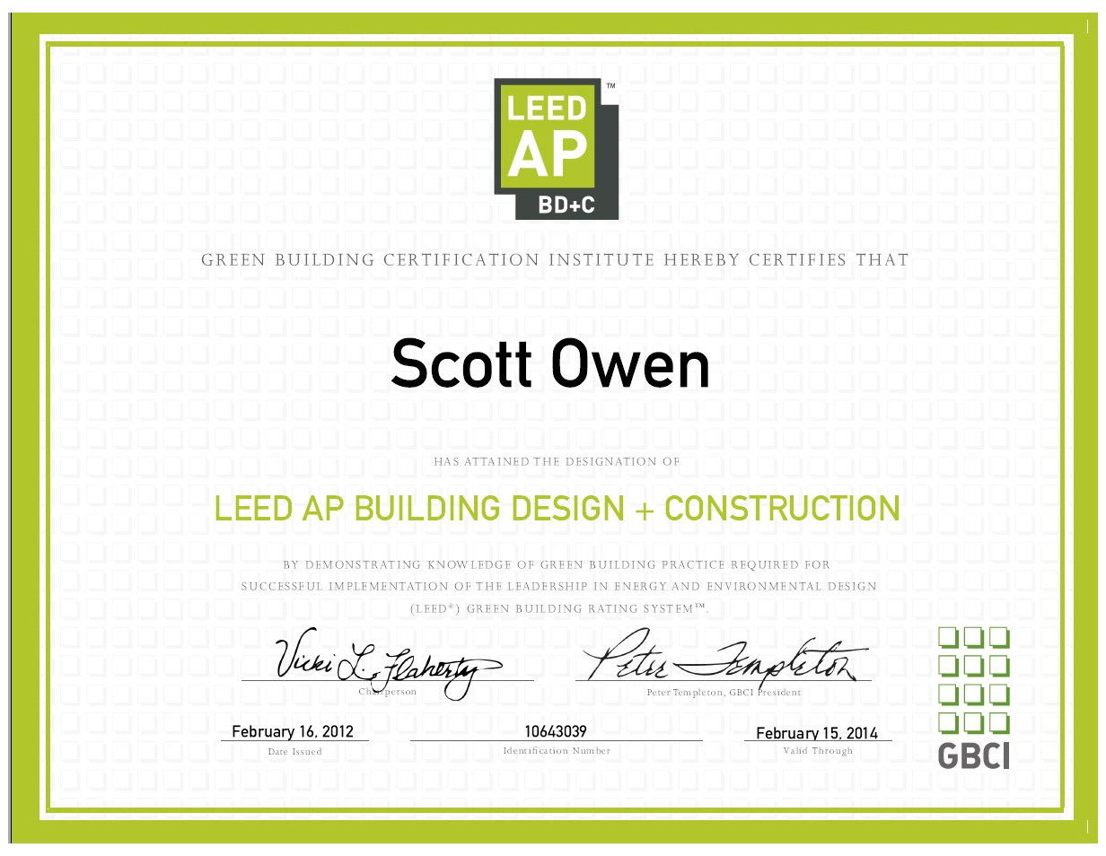 Examples of best certificate leed certification leed certification 6 xflitez Choice Image