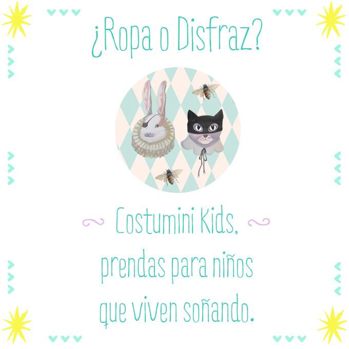 Moda Infantil Handamde: Manifiesto Costumini