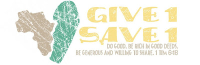 Give1Save1-Africa