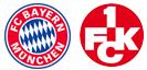 FC Bayern München - FC Kaiserslautern