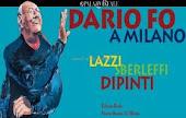 Palazzo reale Milano 24/3-3/6 2012 400 0pere di Dario Fo