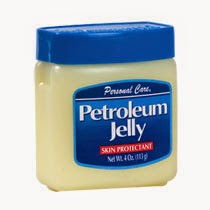 Jar of Petroleum Jelly