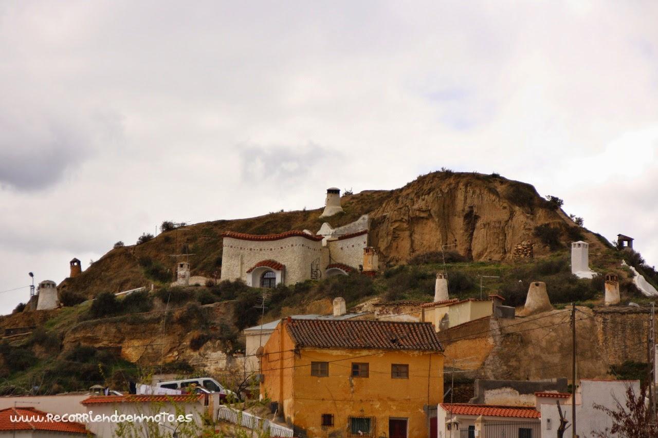 Casa cueva Guadix