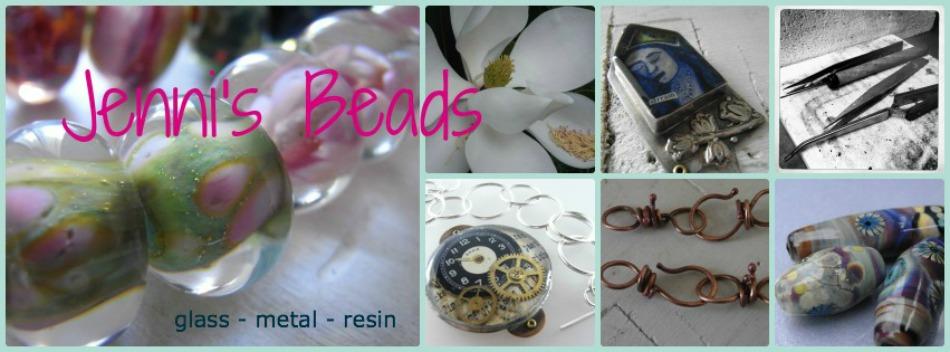 Jenni's beads