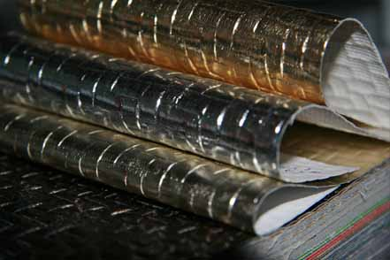 Wallpaper on The Wallpaper Backgrounds       Metallic Wallpaper