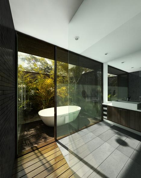 Natural bathroom design living room design ideas for Bathroom designs natural