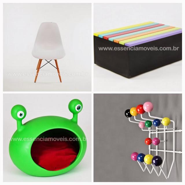 dica de móveis de design da Essência Móveis para presente