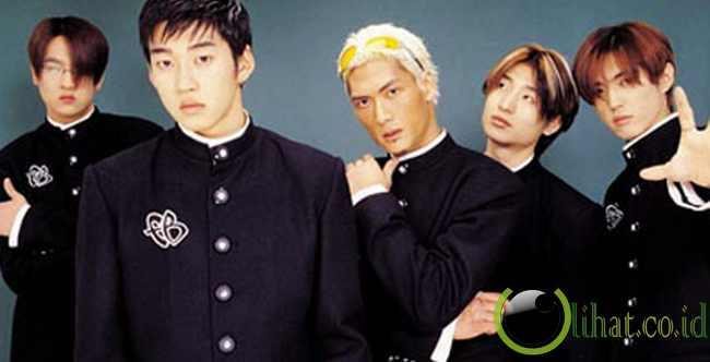 g.o.d (JYP Entertainment)