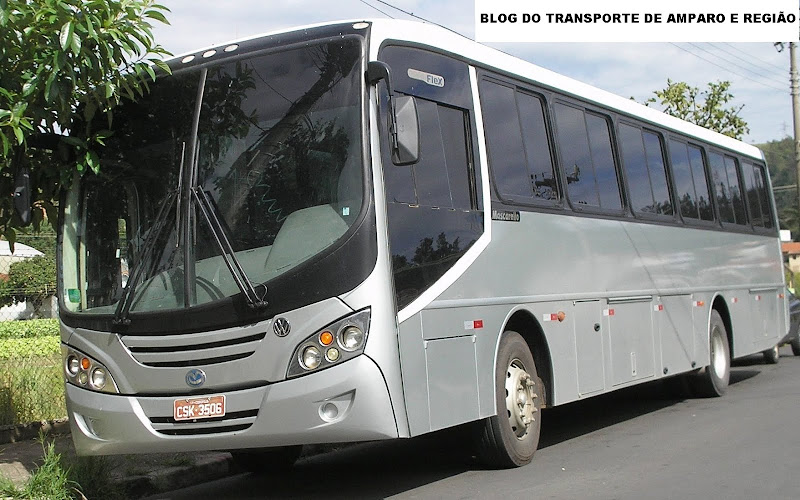 BLOG DO TRANSPORTE DE AMPARO E REGIÃO