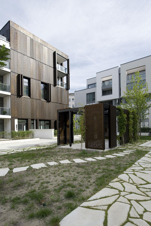 A f a s i a gr ntuch ernst architekten for Architekten in berlin