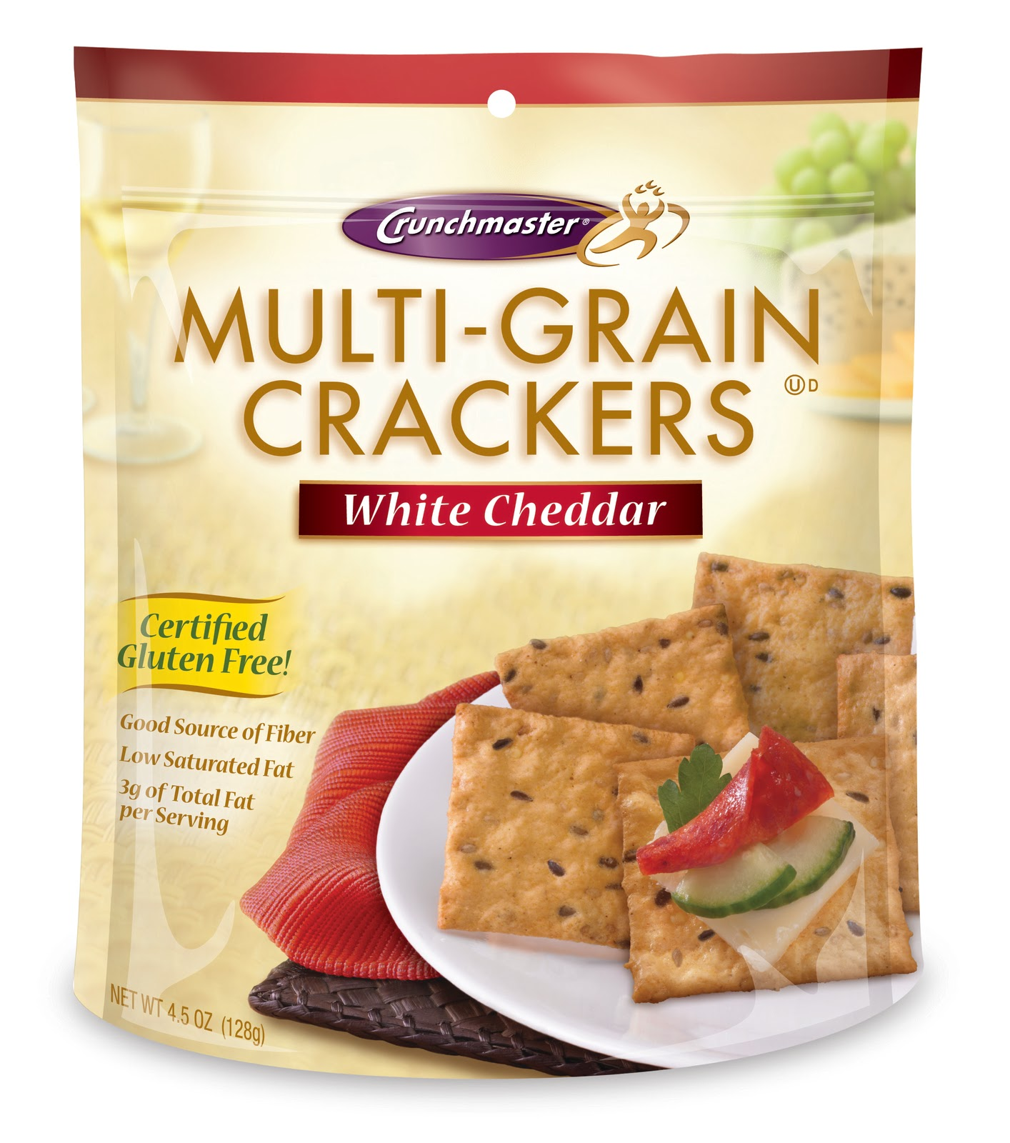 crunchmaster gluten free crackers are some of the tastiest crackers i ...
