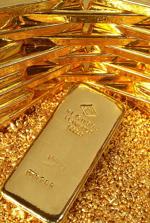 Моноатомное золото своими руками