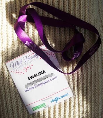 Sobotnia wyprawa do Warszawy - Meet Beauty Conference, 24.10.2015