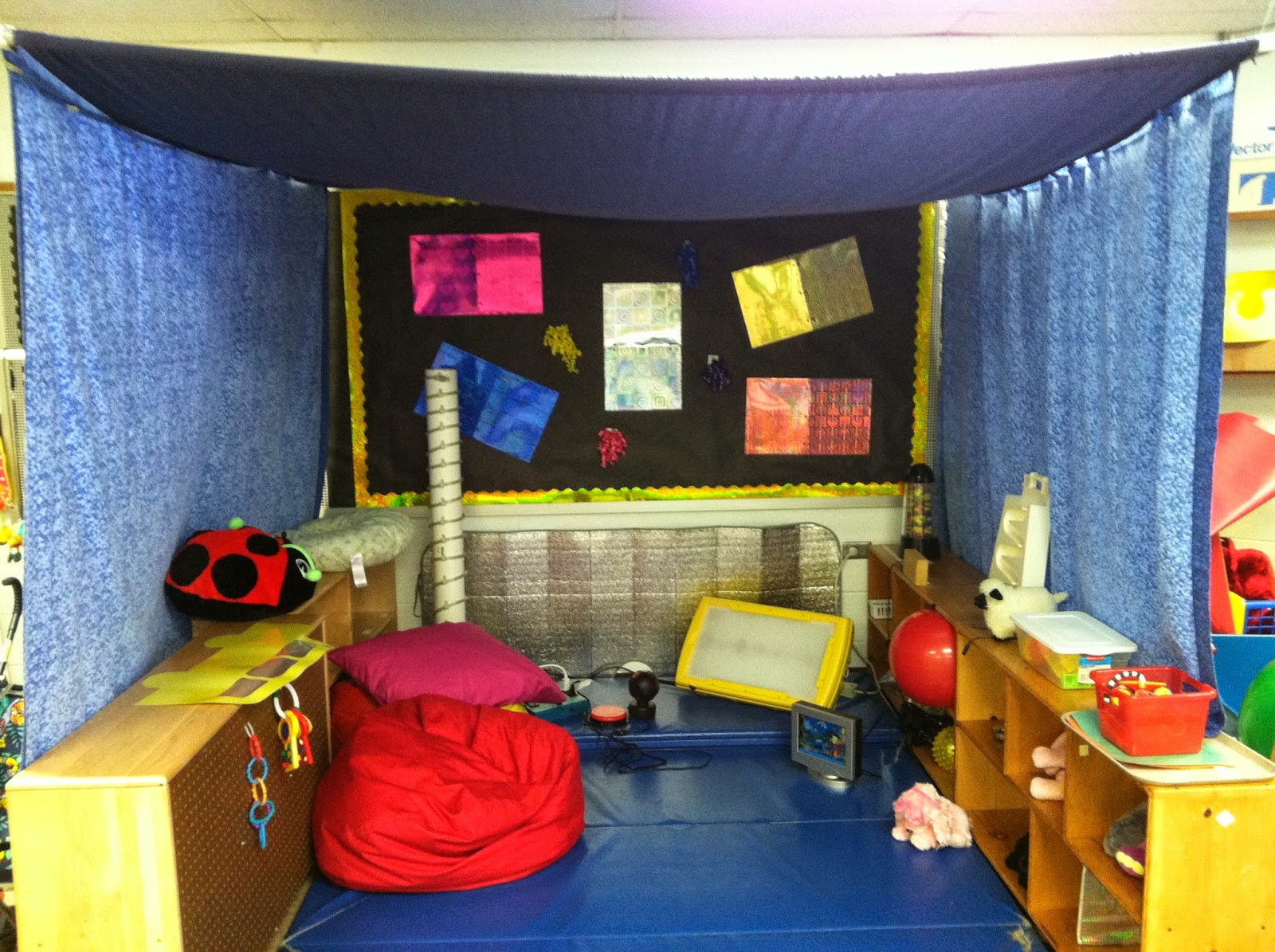 Sensory Room Design And Setup