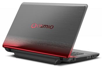 Toshiba Qosmio X775-3DV78 gaming laptop
