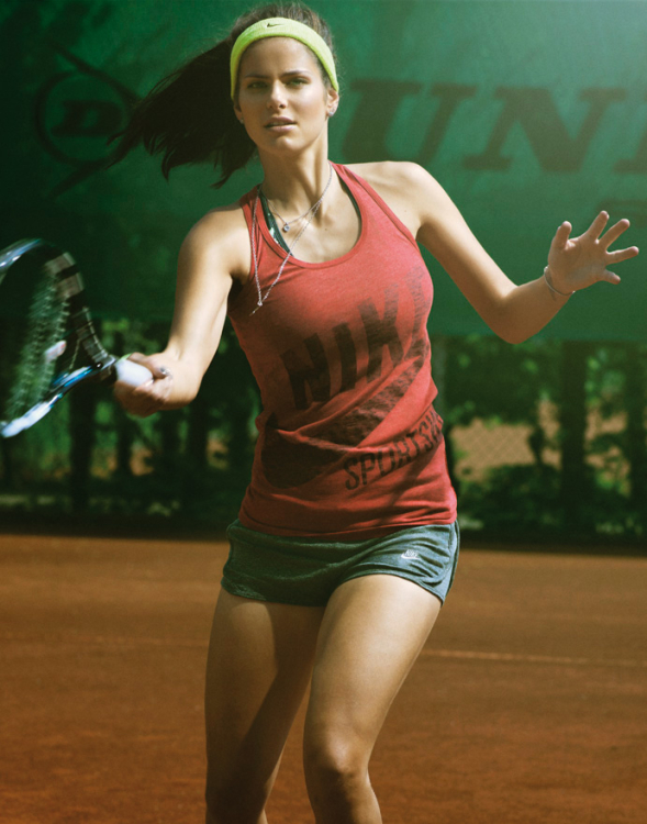 Julia Goerges - Hot & Sport