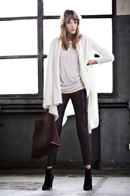 Paula Cahen D'Anvers otoño invierno 2014. Moda invierno 2014 mujer.