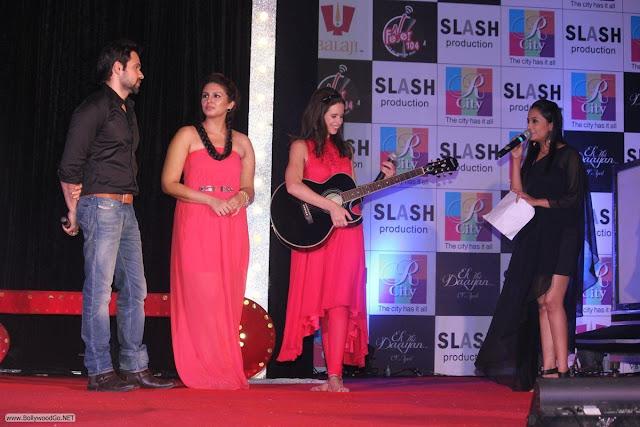 Huma+Qureshi-Kalki+Koechline-Emraan+Hashmi+Promoting+Ek+Thi+Dayaan+2013+ar+R+City+Mall+%252812%2529