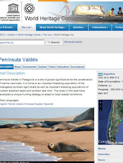 United Nations Educational, Scientific and Cultural Organization in Patagonia