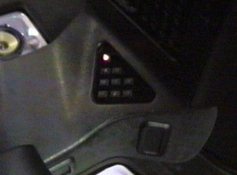 Photo image of ventilation system inside the sound-off champion van built by Paul Richardson and Alberto A Lopez in 1996