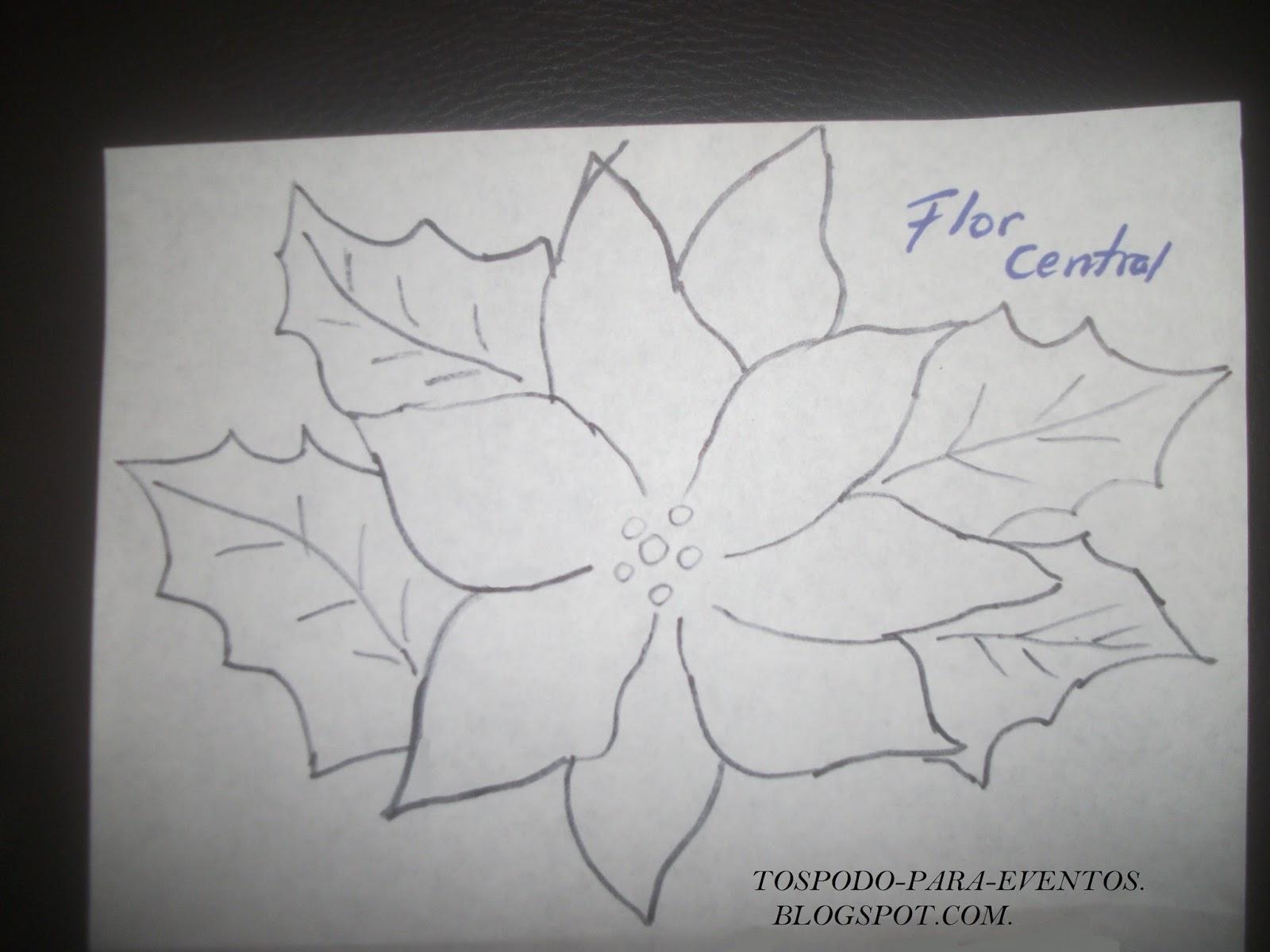 Excepcional Patrón De Flores Detalladas Para Colorear Festooning ...