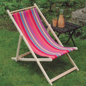 candresse deck chair