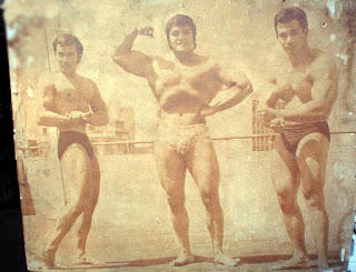 Roland Dantes Bodybuilder