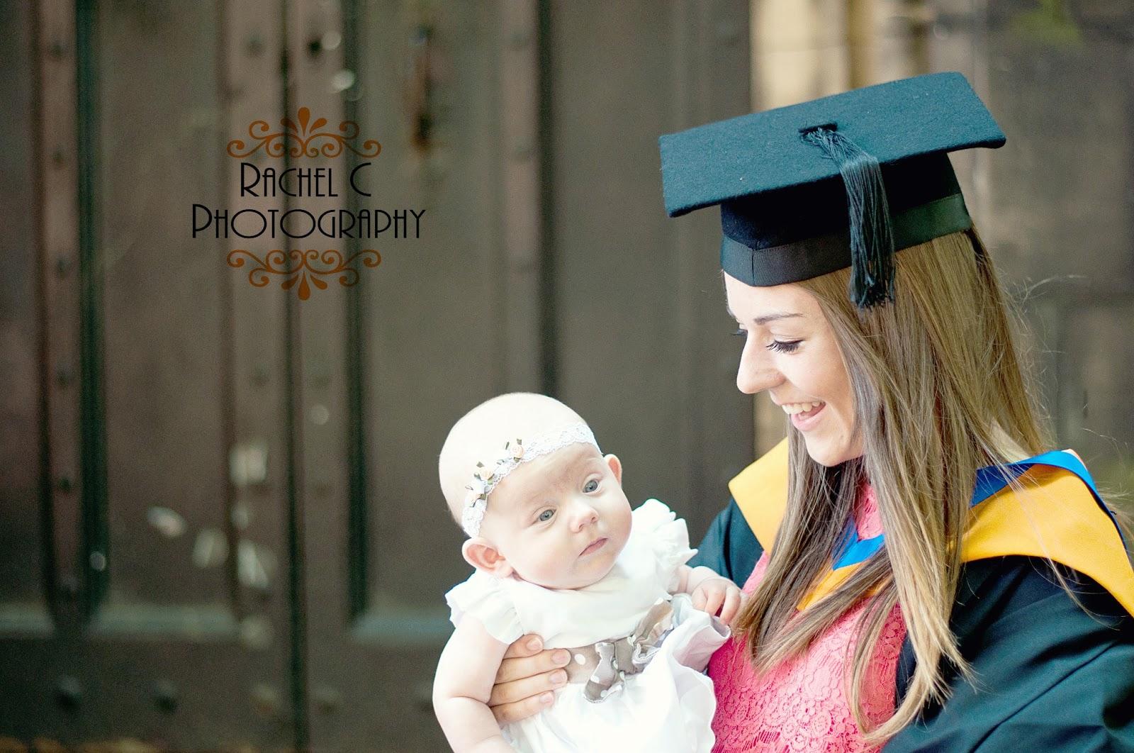 Rachel C Photography Rachel Sinclair BA Hons Graduation Ceremony