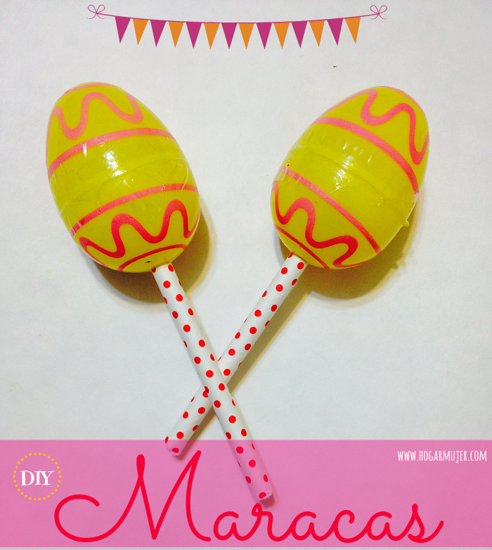 how to make mexican maracas
