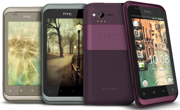 Gambar foto wallpaper hp HTC Rhyme