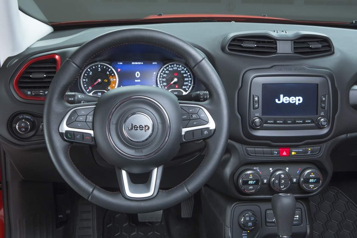 Jeep Renegade Fiat Quer A Lideran 231 A Do Segmento De Suv