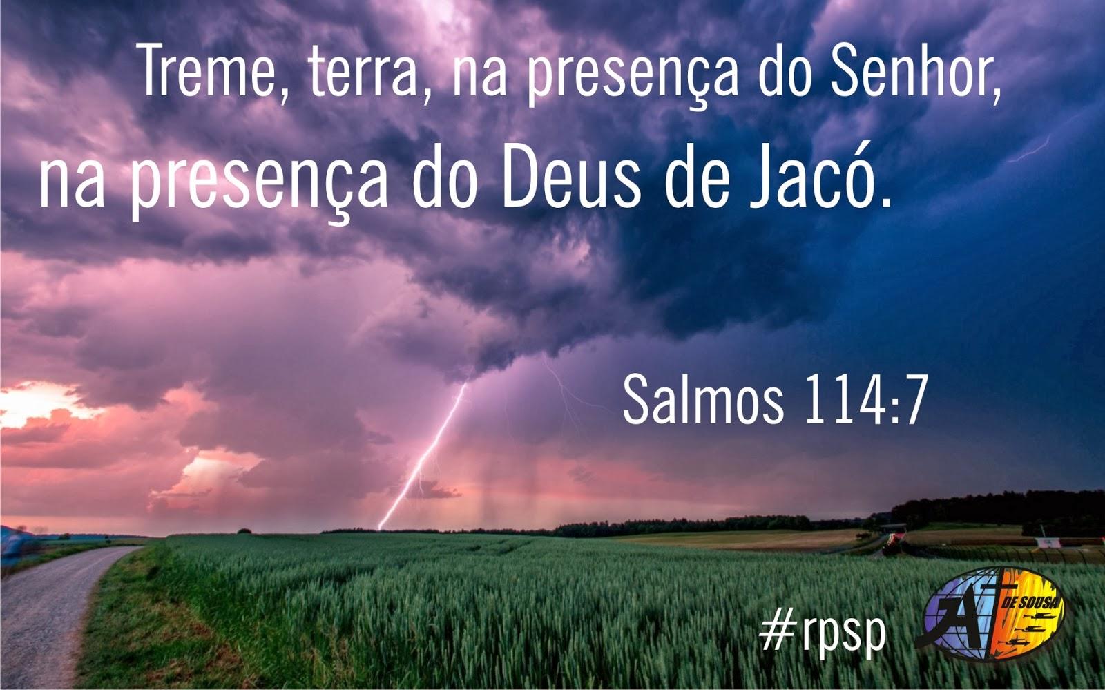 Resultado de imagem para salmo 114