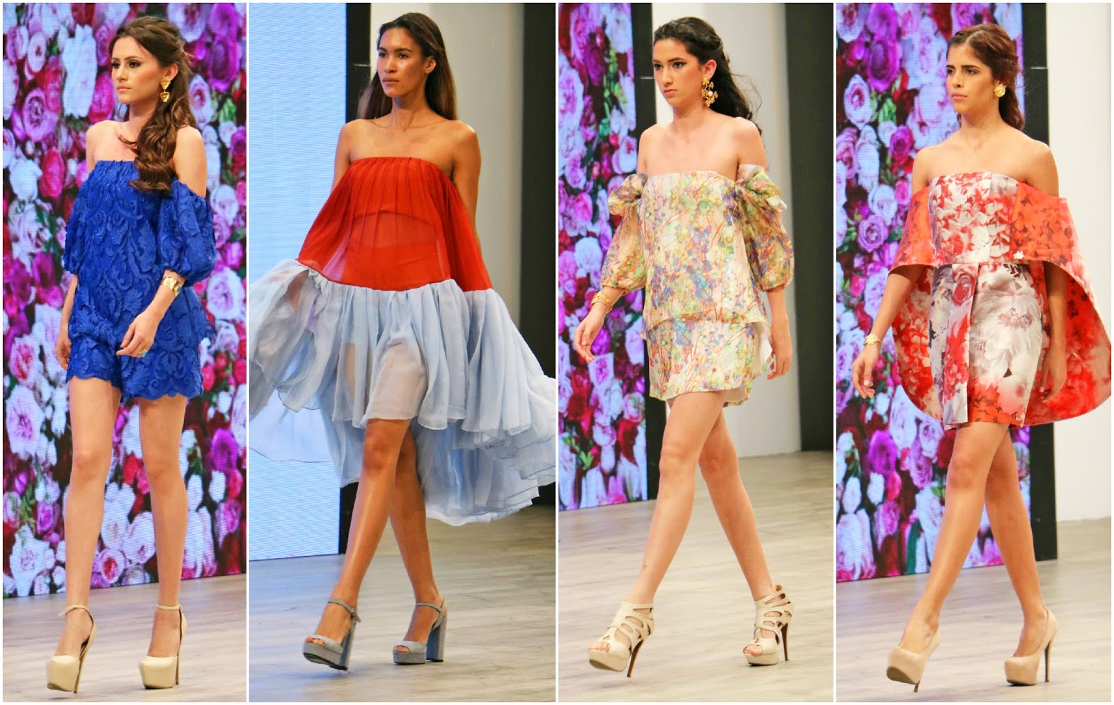 Off the Shoulder pieces are a huge trend for this Spring and Summer!