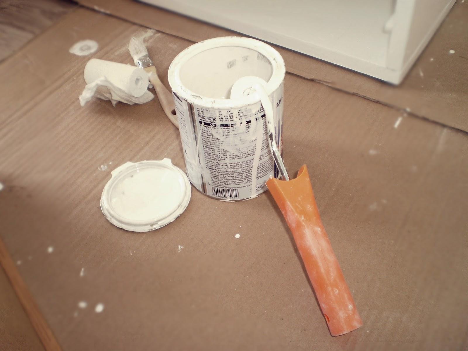 malowanie wałkiem