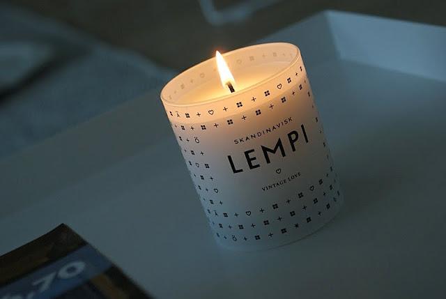 skandinavisk, zicos, zico`s, valkoinen kynttilä,kynttiläpurkki, minimalistinen sisustus