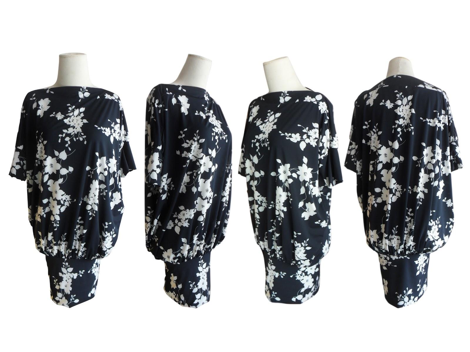 Model blouse kaos